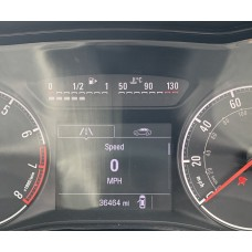 Instrument Cluster Menus - Add Features