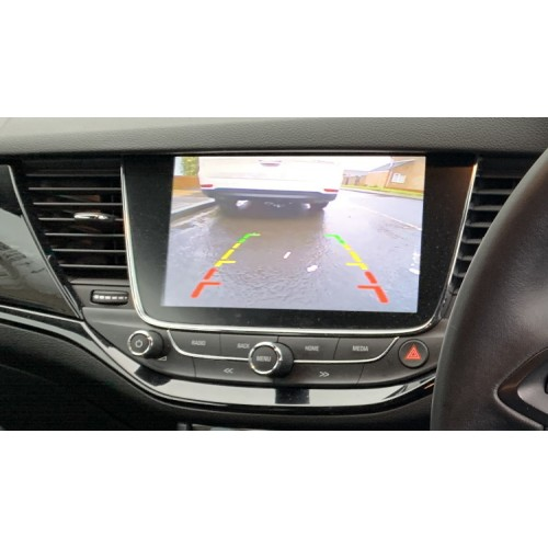 Navi 900 Reverse Camera (Fitted)